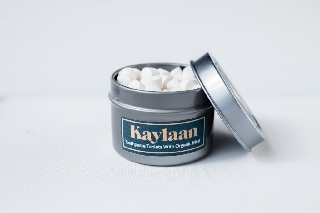 200 Project-Natural Toothpaste